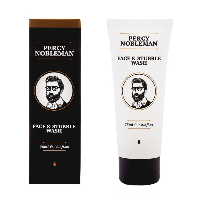 Face & Stubble care kit - Percy Nobleman