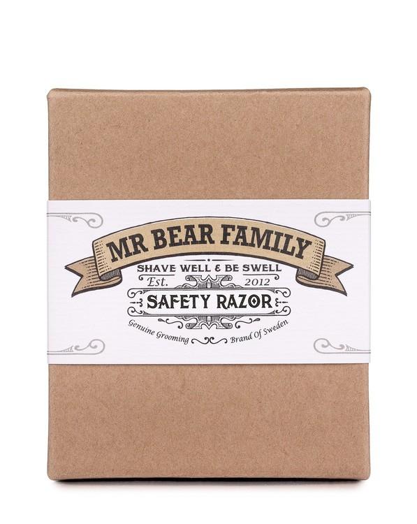 Säkerhetsrakhyvel - Mr Bear Family