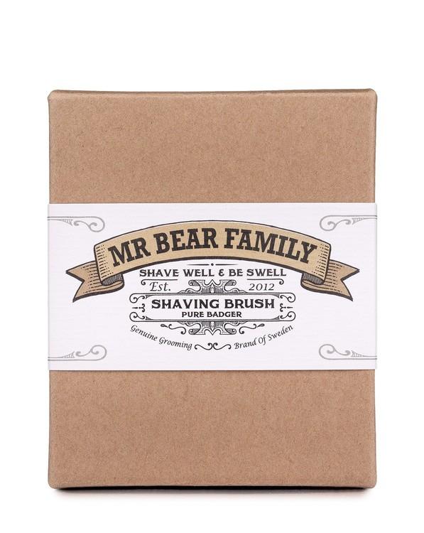 Rakborste Pure Badger - Mr Bear Family