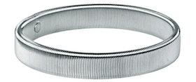 Skjortärmshållare silver - Dalaco