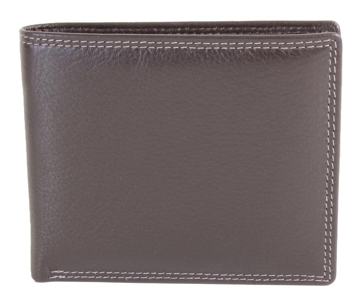 Brun plånbok - David Aster