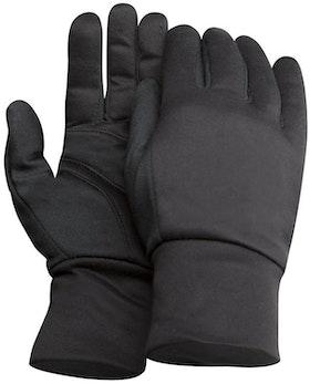 Svarta funktionshandskar