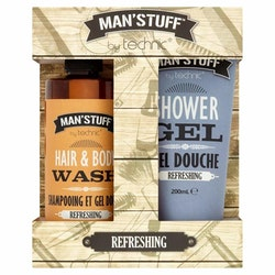 Man'Stuff Refreshing Gift Set