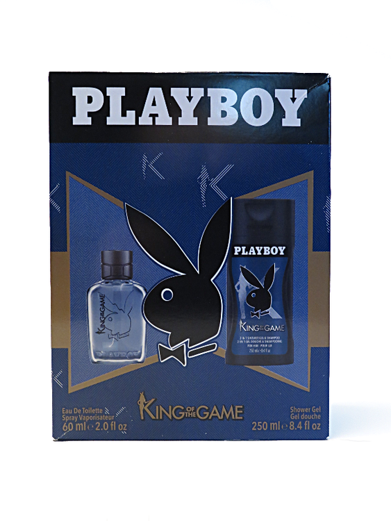 Playboy King of the Game Gift Set