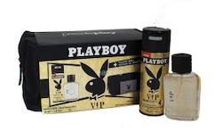 Playboy VIP Parfymset med necessär