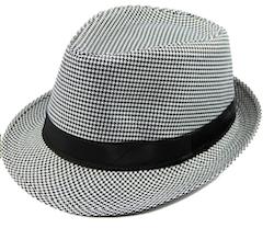 Trilby hatt