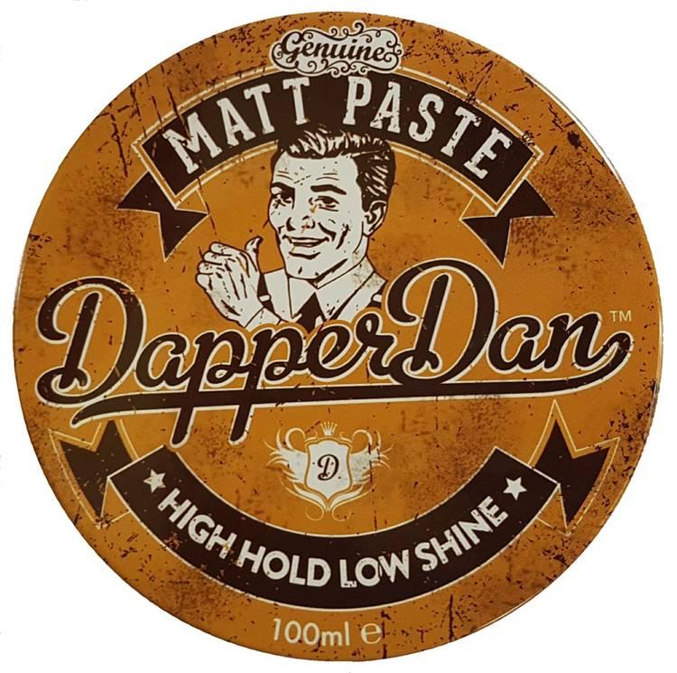 Dapper Dan Matte Paste 100ml