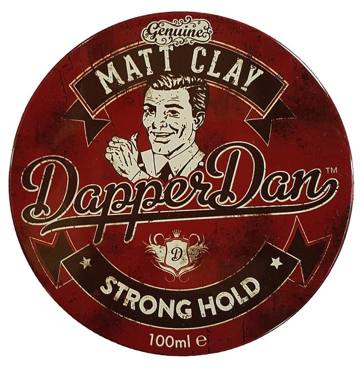 Dapper Dan Matte Clay 100ml