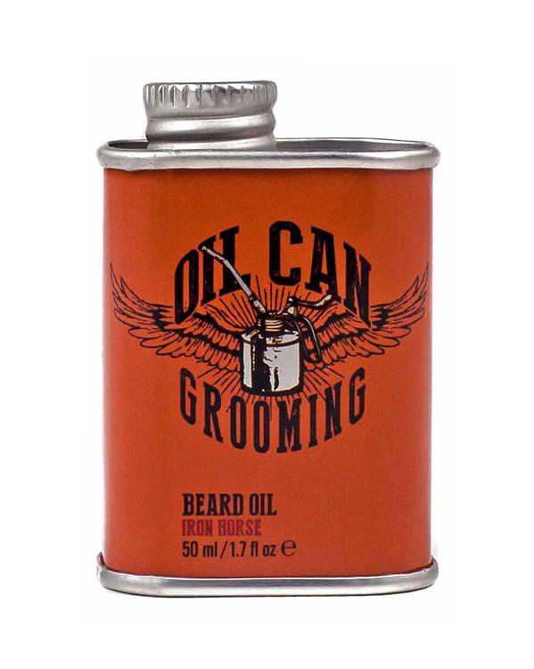 Oil Can Grooming - Iron Horse Beard Oil 50ml
