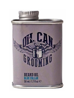 Oil Can Grooming - Blue Collar Beard Oil 50ml