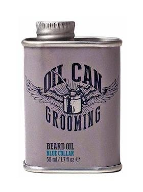 Oil Can Grooming - Blue Collar Beard Oil 50ml