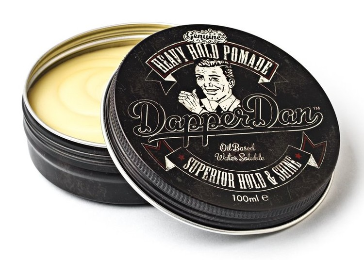Presentset Heavy Hold Pomada - Dapper Dan