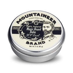 Skäggbalsam Magic Coal - Mountaineer Brand
