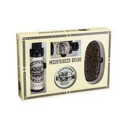 Skäggvårdskit 4 delar - Mountaineer Brand