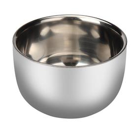 Tvålskål i metall