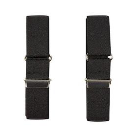Skjortärmshållare svarta - Portia