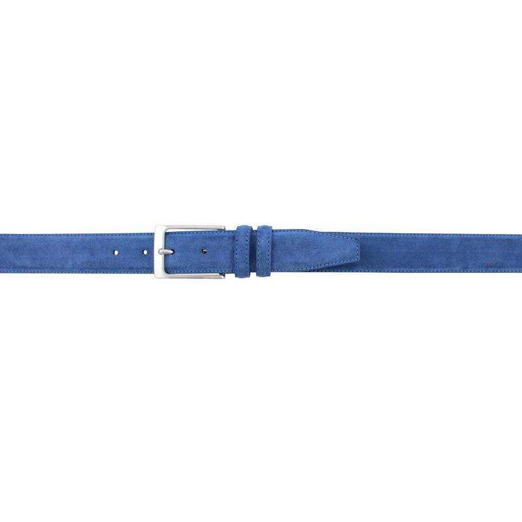 Koboltblå mockabälte