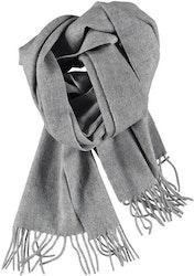 Ljusgrå halsduk - Topeco