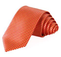 Smårutig slips