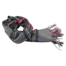 Klassisk grå halsduk - Portia