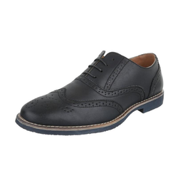 Klassisk svart sko