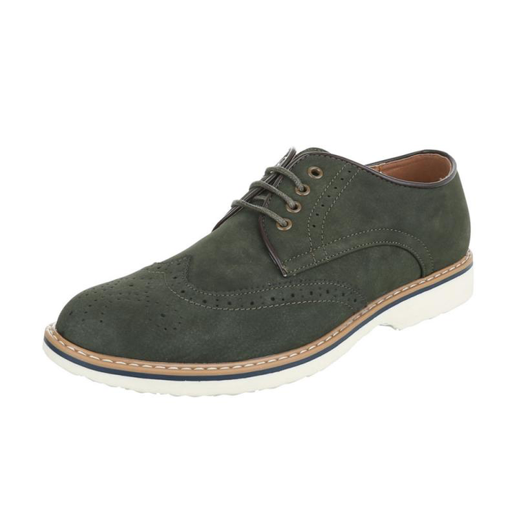 Grön sko