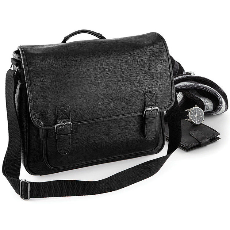 NuHide messenger bag