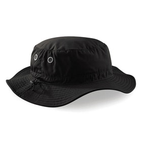Cargo bucket hatt-Svart