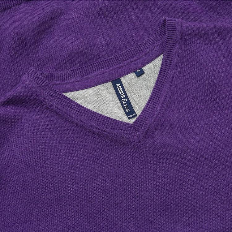 Lila pullover Asquith&Fox