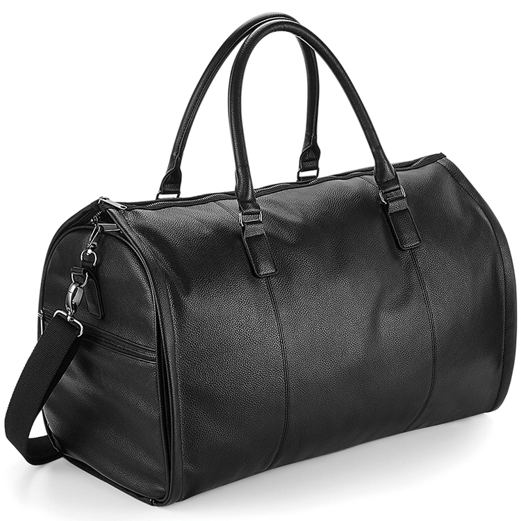 Smart weekendbag/resegarderob - Svart