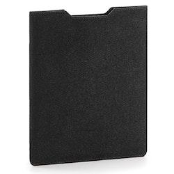 Svart iPad fodral