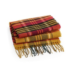Klassisk rutig halsduk