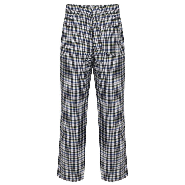 Pyjamasbyxor i bomull