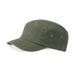 Militärkeps Olive
