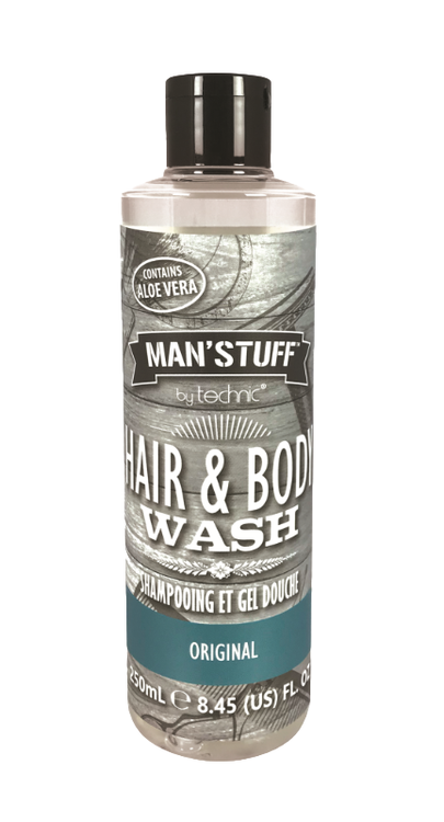 Man'Stuff Hair & Body wash 250ml