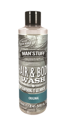 Man'Stuff Hair & Body wash 250ml