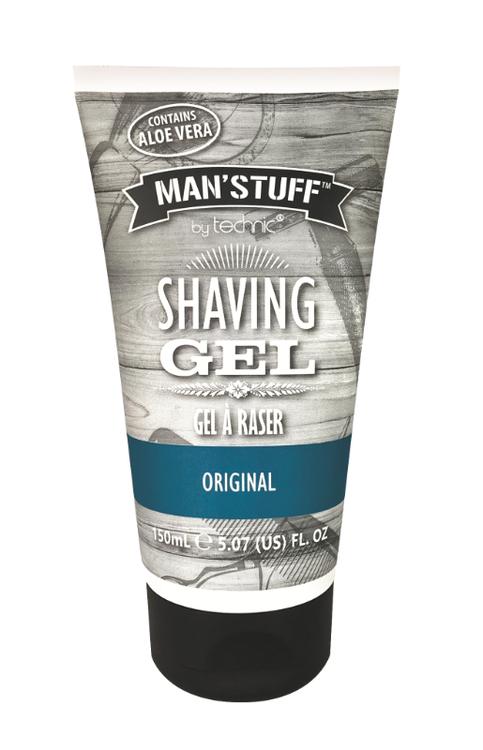 Man'Stuff Shaving Gel 150ml
