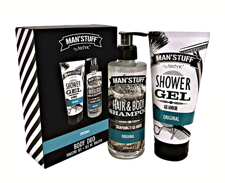 Man'Stuff Body Duo toiletry set