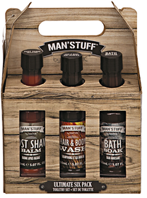 Technic Man'Stuff Ultimate toiletry set