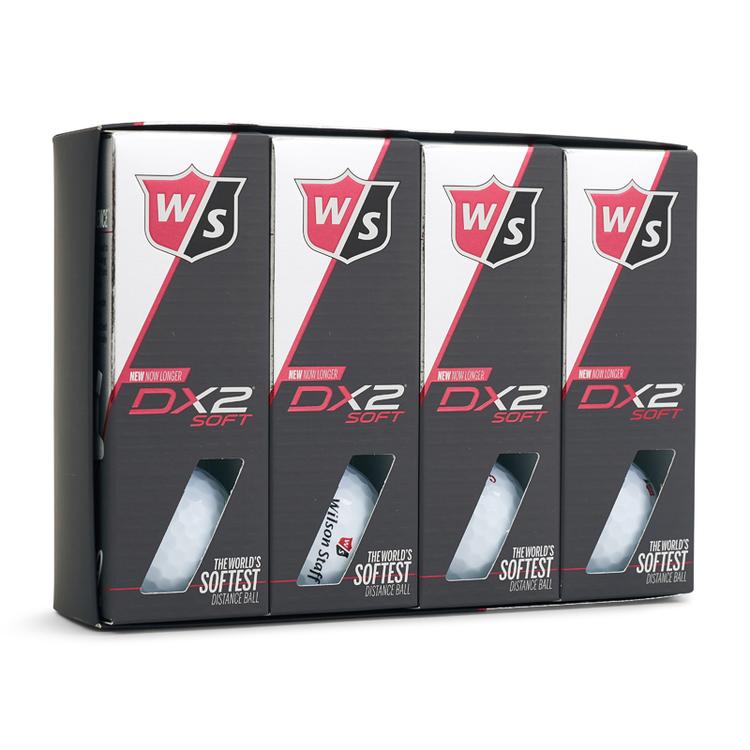 Golfbollar Wilson Dx2, ds