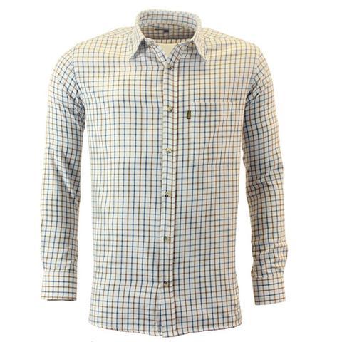 Rutig Tattersall skjorta
