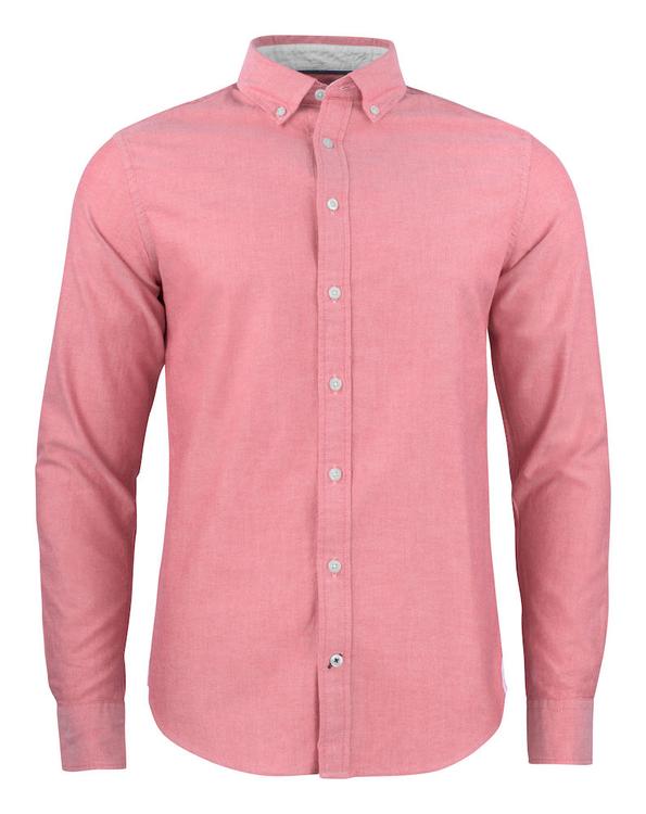 Röd skjorta - Cutter & Buck Belfair Oxford
