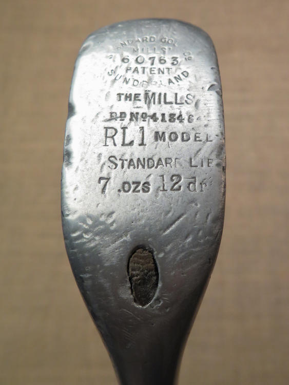 "Duplex metall hybrid ""The Mills"""