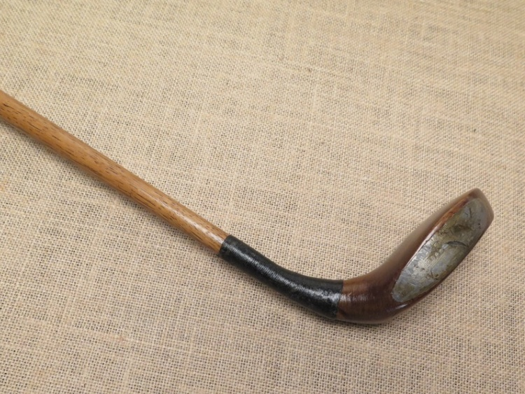 Wood putter - D. Adams