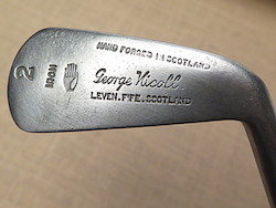 2 Iron - George Nicoll