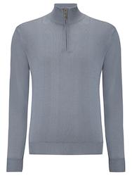 Callaway Merino Sweater 1/4 zip