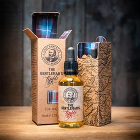Captain Fawcett - Tipple Whisky skäggolja 50 ml