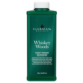 Clubman Pinaud - Whiskey Woods Finest Powder