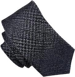 Blå ullslips 7cm - Atlas Design