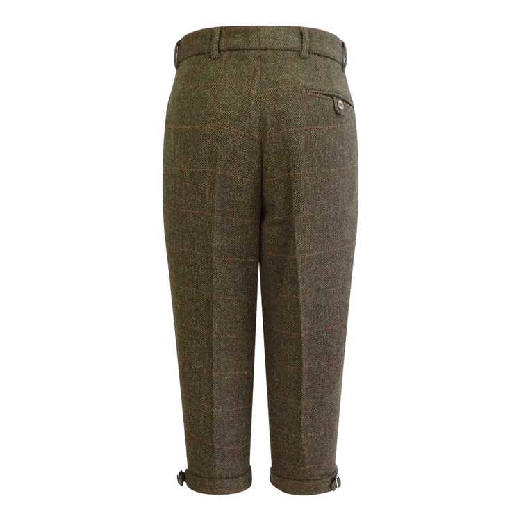 "Harewood Herringbone tweed breeks (""knickers"")"